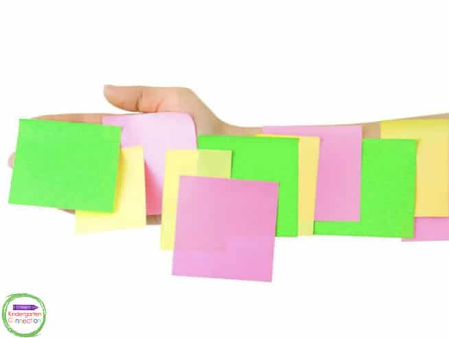 You keep Post-It in business with all of your sticky note flags, mini notepads, and large notepads.