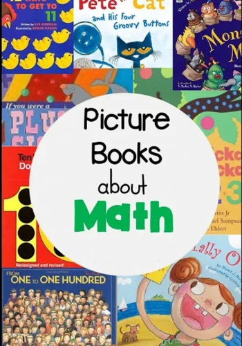 Picture Books About Math