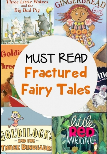 Fractured Fairy Tales for Kids
