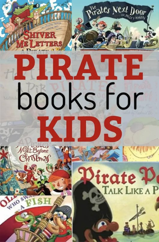 These pirate books for kids provide fun, clean, silly entertainment and are great to have in your collection!