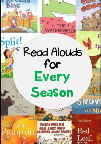 Read Alouds for Every Season