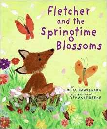 Fletcher and the Springtime Blossoms is a fun story to share the sights of spring.