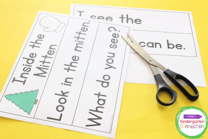 Laminating and cutting are great jobs for volunteers in the classroom!