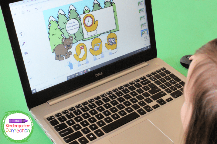 This activity pack includes two digital games to play on Google Slides or Seesaw!