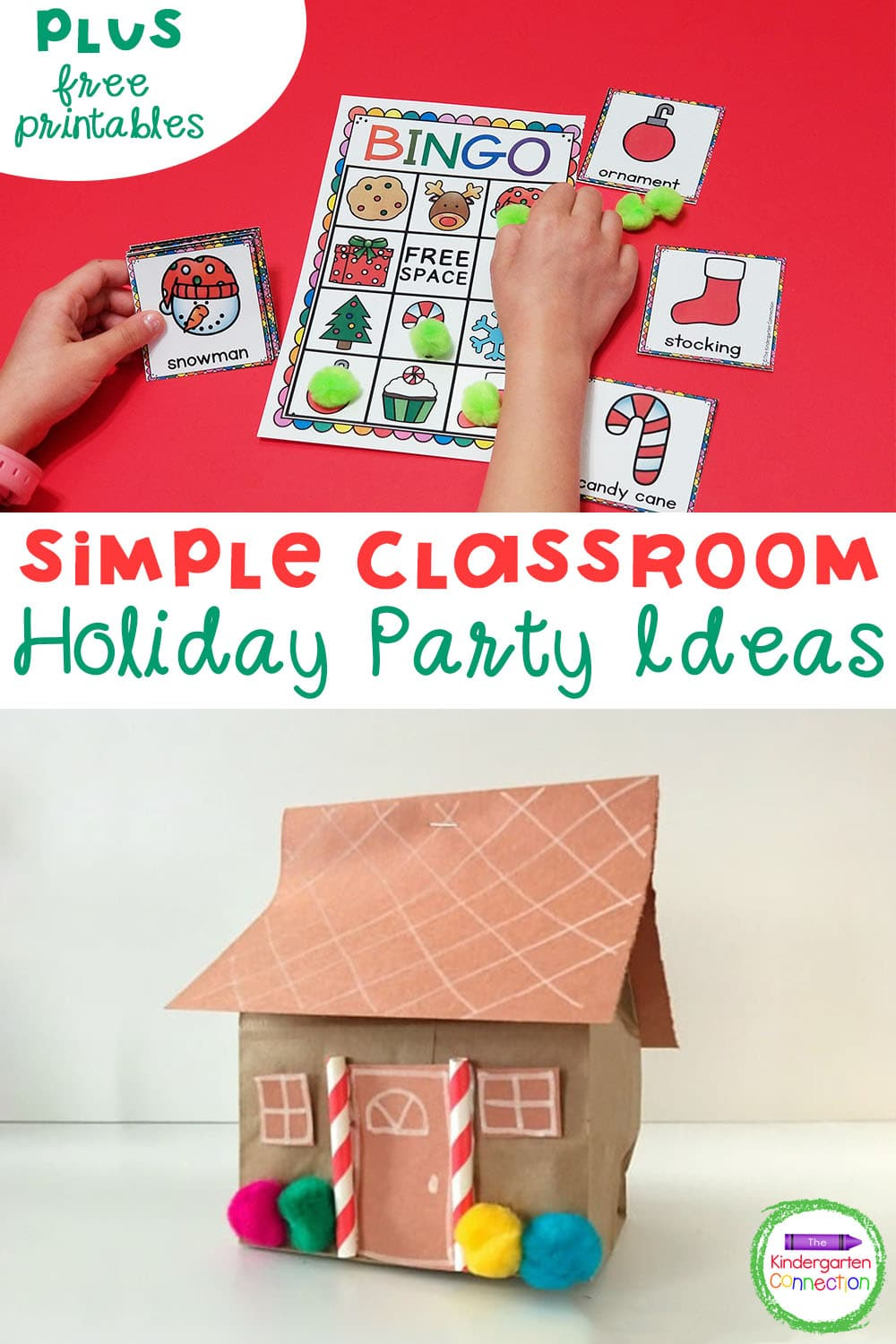 These Simple Classroom Holiday Party Ideas are a perfect way to add some festivity to the classroom without breaking your back (or the bank!).