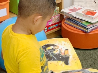 Mega Book List for Kindergarten