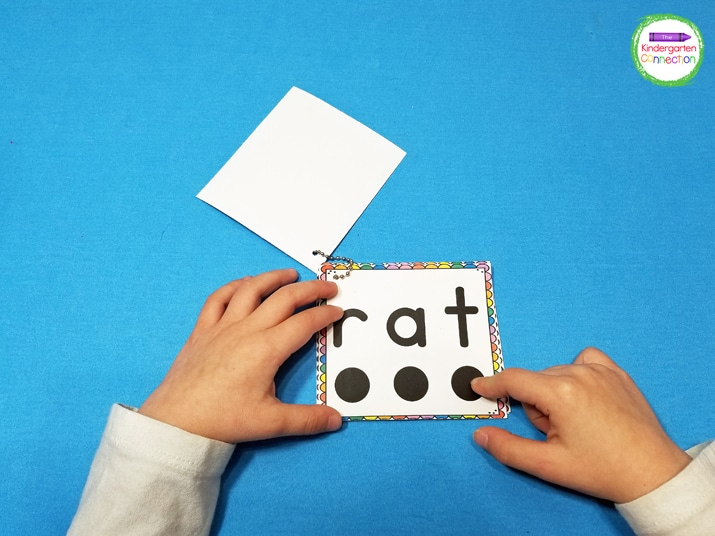 There are over 120 CVC blending cards included in this CVC word activities and centers pack!