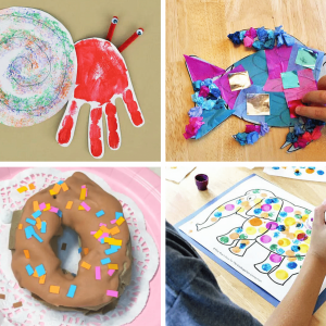 Crafts and Read Alouds for Kindergarten