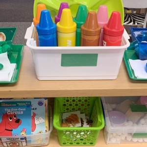 Organizing Your Classroom Centers