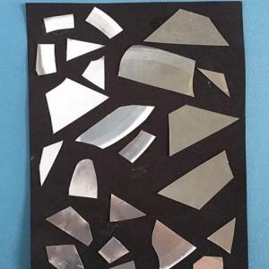 Scissor Skills and Fine Motor Shape Collage