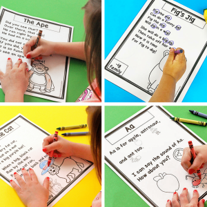 Phonics Poems for Early Learners