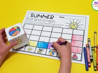 Summer Roll and Graph