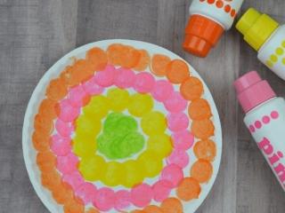 Do-a-Dot Flower Craft