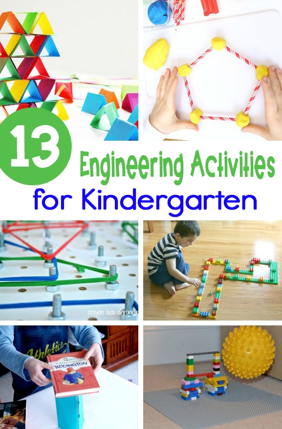 Keep students engaged and check out this must-try collection of hands-on, educational, and FUN engineering activities for kids!