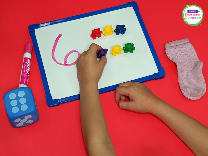 Another super versatile and useful classroom supply that I have found at the dollar store is a mini white board!