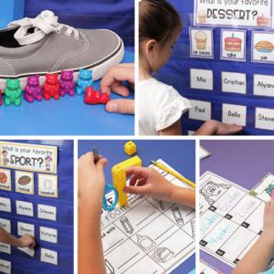 Graphing and Measurement Activities for Pre-K & Kindergarten